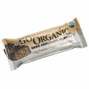 Nugo Nutrition Bar 33705 Organic Dark Chocolate Almond Bar