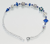 Lillian Rose JL301 Wedding Shower Anklet