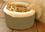 Majestic Pet Products Cat Cuddler Pet Bed, 50cm