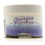 Georges Aloe Vera 0616433 Always Active Collagen Cream - 60ml