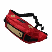 Blancho Bedding LSQ002-RED Warm Summer Multi-Purposes Waist Pack / Back Pack / Travel Lumbar Pack
