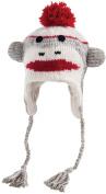 Nirvanna Designs CHSmnky-grey S Monkey Hat - Grey