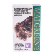 Mushroom Wisdom 0637454 Mai Green Tea - 20 Tea Bags