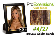 Brybelly Holdings PRCT-20-427 No. 4-27 Brown with Blonde Highlights Pro Cute