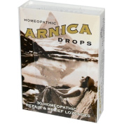 Homoeopathic Arnica Drops, Repair & Relief Lozenges, 30 Drops