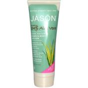 Jason Natural Products 0948380 Hand and Body Lotion Aloe Vera - 240ml