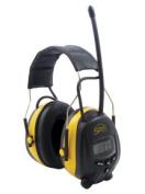 SAS Safety SAS6108 AM-FM Earmuff Hearing Protection