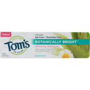 Tom's Of Maine Botanically Bright SLS-free Whitening Paste Spearmint