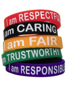 Teacher Created Resources Character Traits Wristbands