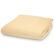 Rumble Tuff CV-CT-320-EC Compact Silky Minky Changing Pad Cover - Ecru