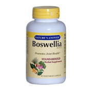 Natures Answer 0320515 Boswellia Extract - 90 Vegetarian Capsules