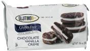 Glutino 28589 Chocolate Vanilla CreMe Cookies