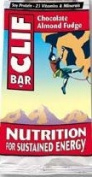 Clif 30717 Organic Chocolate Almond Fudge Clif Bar
