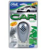 Glade 800001938 Car Vent Clip Scented Oil Fragrance - Neutralizer Scent