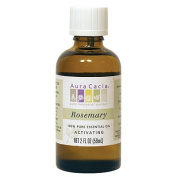 Aura Cacia 100% Pure Essential Oil Rosemary Cleansing - 60ml