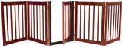 Dynamic Accents 80cm . Walk-Through 5-Panel Free Standing Gate