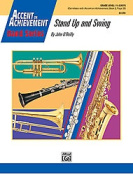 Alfred 00-33814S Stand Up and Swing - Music Book