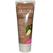 Jason Natural Products 0948414 Hand and Body Lotion Cocoa Butter - 240ml