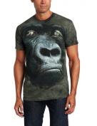 Mountain Corp 1031006 Silverback Portrait 4X Large T-Shirt