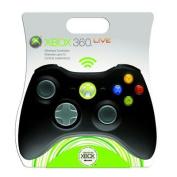 Microsoft (X-Box) JR9-00011 Xbox 360 Wireless Controller for Windows PC Game console - Black