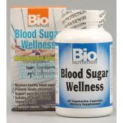 Bio Nutrition Inc 1029511 Blood Sugar Wellness - 60 Vegetarian Capsules