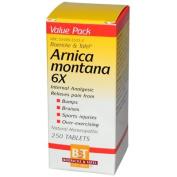 Boericke & Tafel 0721563 Arnica Montana 6X - 250 Tablets