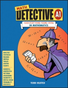 Math Detective Level a Book 1