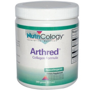 Nutricology Arthred Collagen Formula, Powder, 240 Grammes