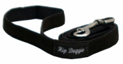 Hip Doggie HD-6BNFSH-LEASH Brown Fur Matching Leash