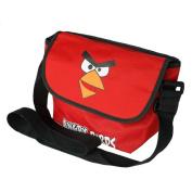 Blancho Bedding MB-AG-RED Angry Birds - Red Multi-Purposes Messenger Bag / Shoulder Bag