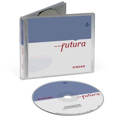 Singer FUT2.5001 Futura CE-100-200 Updgrade