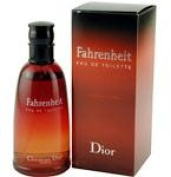 Fahrenheit By Christian Dior Edt Spray 100ml