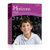 Alpha Omega Publications JMC800 Horizons Math 8 Box Set