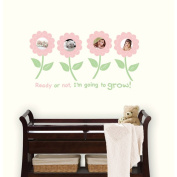 WallPops Forget Me Not Frame Decals