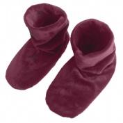 Herbal Concepts HCBOOTM Herbal Comfort Booties - Mauve