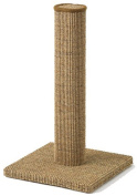 Sustainable Lifestyles 20-post-spice 20 in. Sisal Cat Scratching Post - Spice