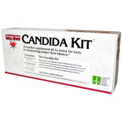 Kroeger Herb 0634295 Candida Kit - 1 Kit