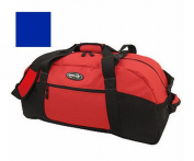 Luggage America S-1030-RB Sports Plus 30 Polyester Sports Duffel