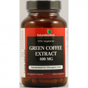 Futurebiotics 1137900 Green Coffee Extract - 400 mg - 90 Vegetarian Capsules