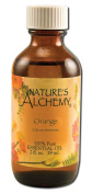 Nature's Alchemy Pure Essential Oil Orange, 2 Fluid Ounce