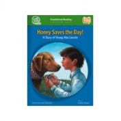 Leap Frog 90854 Tag School Transitional Reader Book Honey Saves the Day