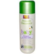 Earth Friendly Baby 0837278 Shampoo and Body Wash Mandarin - 8.5 fl oz