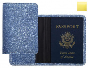 Raika RO 115 Yellow Passport Cover - Yellow