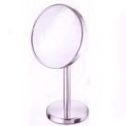Zack 40285 FOCCIO standing mirror- Stainless Steal