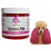 Pet Pals TP6128 75 Top Performance Hair Dye Gel 4oz Screaming Pink