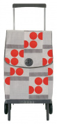 Rolser 8420812915538 PLE005 Plegamatic Shopping Trolley Original Logos - Red - 2 Units