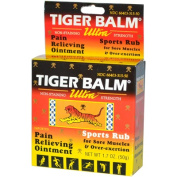 Tiger Balm 0867424 Pain Relieving Ointment Ultra Strength Non-Staining 50ml - 50 g - 50ml