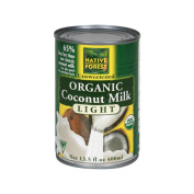 Native Forest 36151 Organic Light Coconut Milk