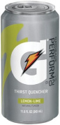 Gatorade 308-00901 340mlCan Lemon-Lime Drink