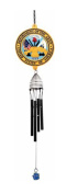 Red Carpet Studios Patriot Wind Chimes, 50cm Military Chime, Army
